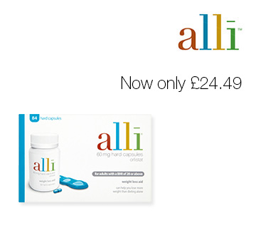 Alli - Now only £24.49