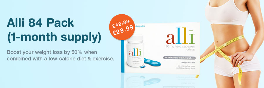 Alli - Now only £28.99