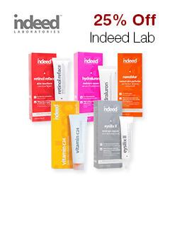 25% Off Indeed Lab