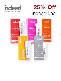 25% Off Indeed Lab