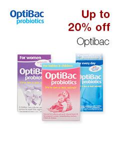 20% Off Optibac