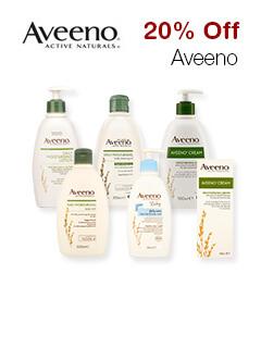 20% Off Aveeno