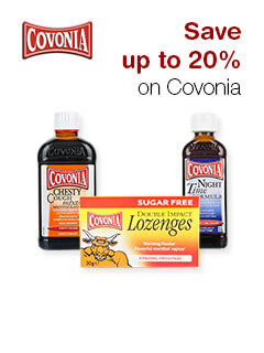 Save up to 20% on Covonia