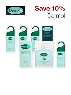 Save 10% Dermol
