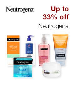 25% Off Neutrogena
