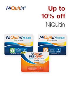 10% Off NiQuitin