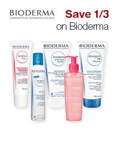 Save 1/3 on Bioderma