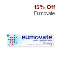 15% Off Eumovate