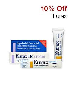 10% Off Eurax