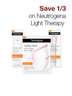 Save 1/3 on Neutrogena Light Therapy