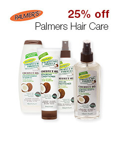 25% off Palmers Hair Care