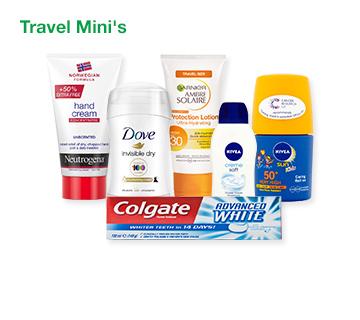 Travel Mini's