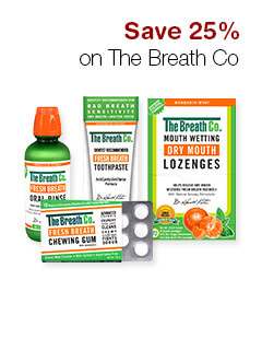 Save 25% on The Breath Co