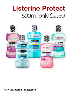 Listerine Protect 500ml only £2.50