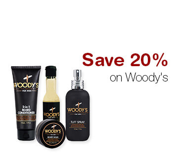 Save 20% on Woody's