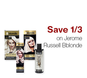 Save 1/3 on Jerome Russell Blonde