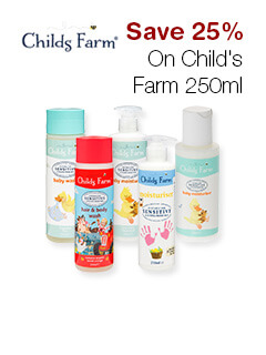 Save 25% on Child Farm 250ml