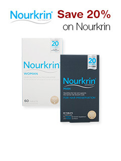 Save 20% on Nourkrin