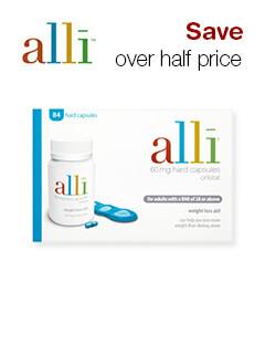 Save over half price