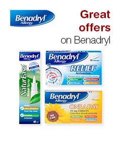 Great offers on Benadryl