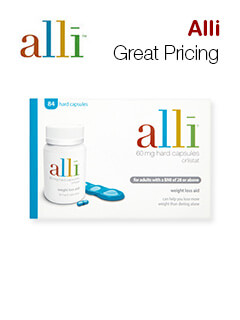 Alli- Great Pricing