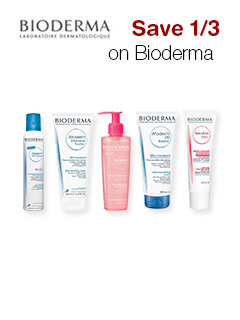 Save 1/3 on Bioderma