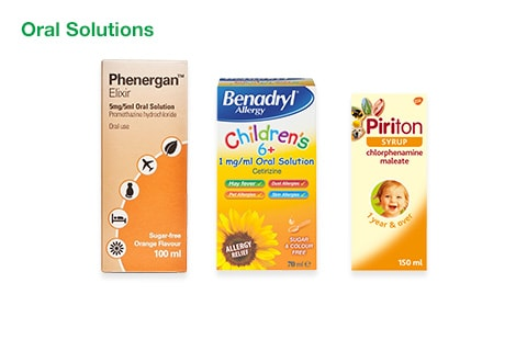 Oral Solutions