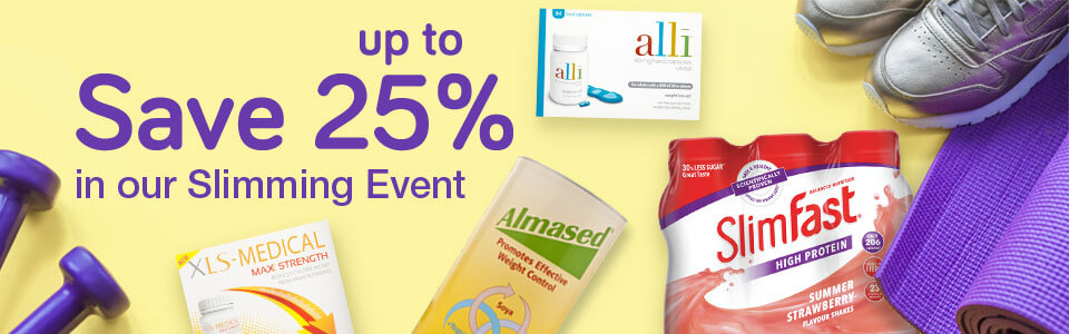 Save up to 25% Get Summer Ready Slimming Event