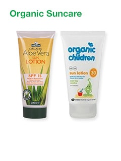 Organic Suncare