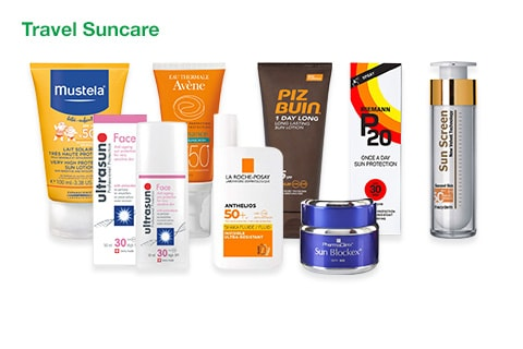 Travel Suncare