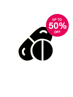 Save up to 50% on Medicines