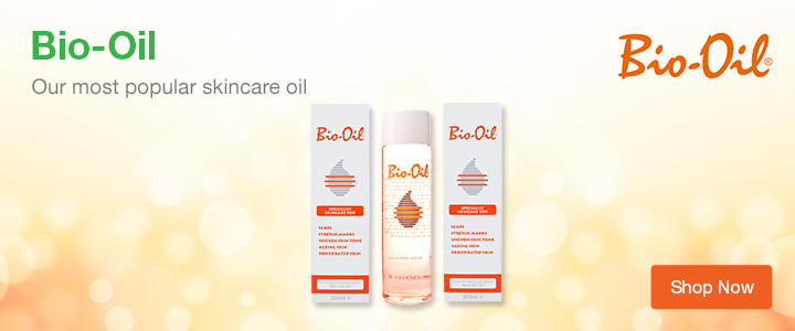 Bio-Oil for scars and stretch marks at Chemist Direct