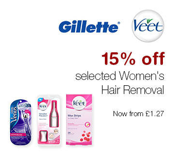Women's Hair Removal
