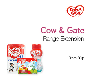 Cow & Gate Range Extension