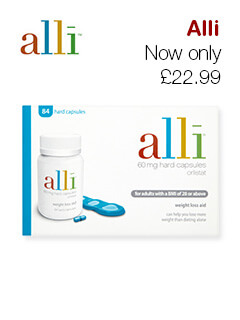 Alli - Now only £22.99