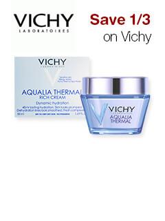 Save 1/3 on Vichy