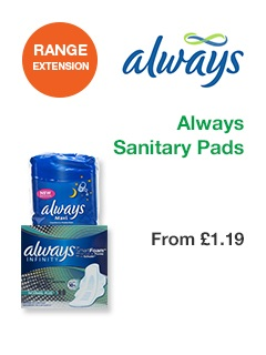 Always Sanitary Pads