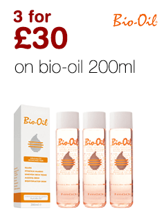 3 for £30 on Bio-Oil