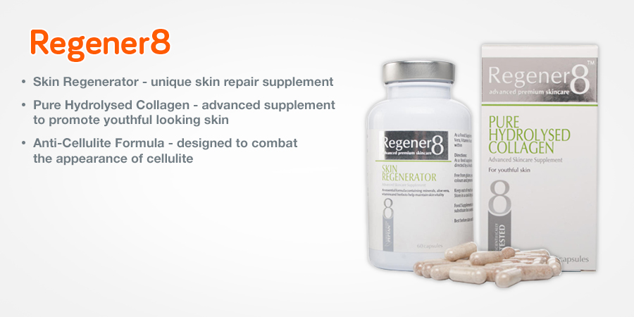 Regener8 Skin Supplements
