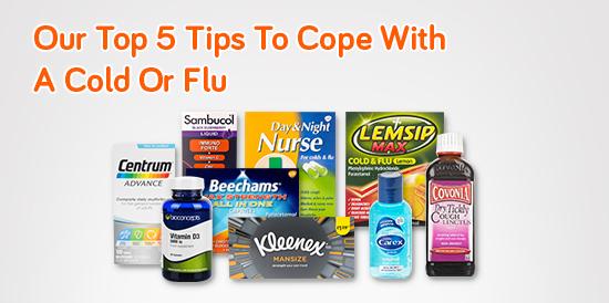 Top 5 Cold Cough Flu