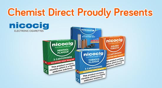Nicocig E-cigarettes