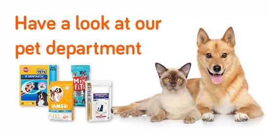 Pet Health Department