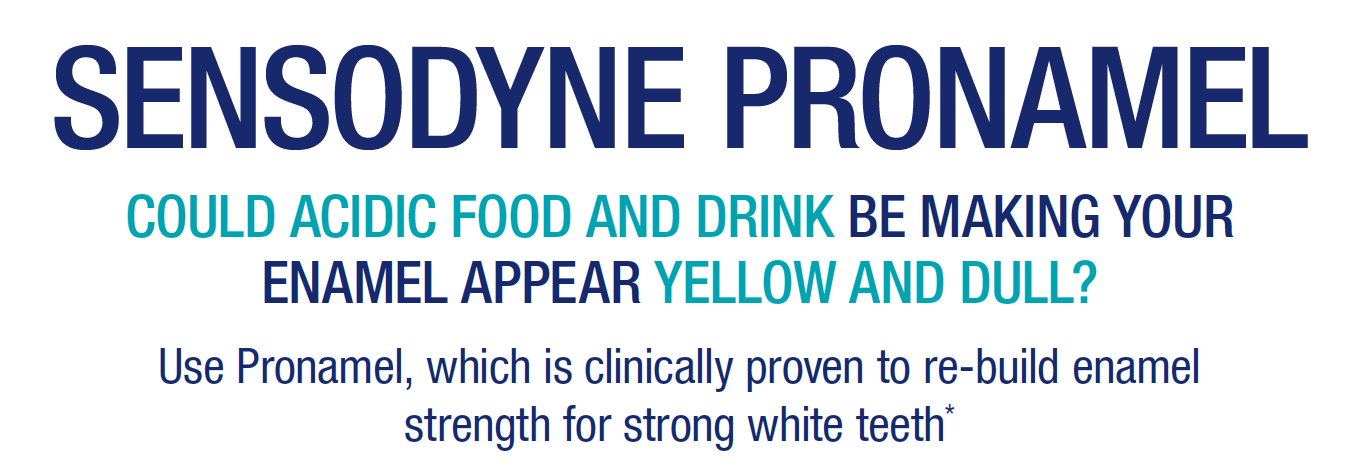 Sensodyne About Pronamel-1
