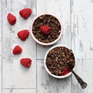 Bioglan Choco-Berry Crumbles