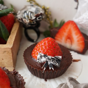 Bioglan Chocolate Strawberry Cups