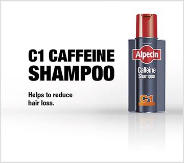 C1 Caffeine Shampoo