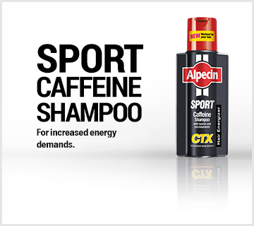 Alpecin Sport Caffeine Shampoo CTX