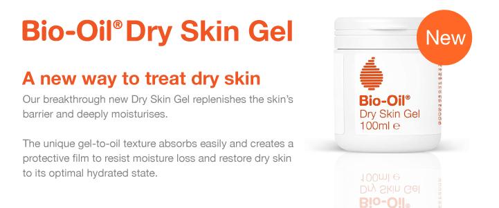 Dry Skin Gel