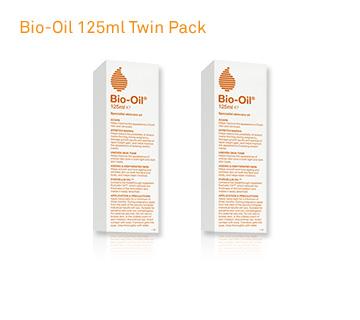 Bio-Oil 125ml Twin Pack