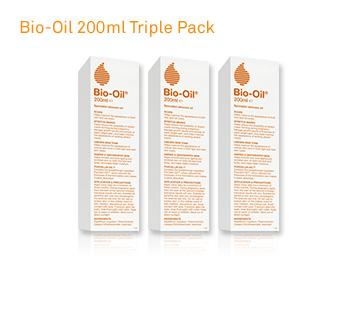 Bio-Oil 200ml Triple Pack